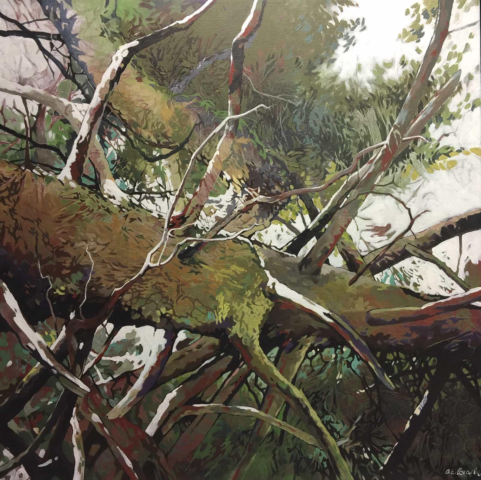 Lebendiges Totholz von ANgelika Brach