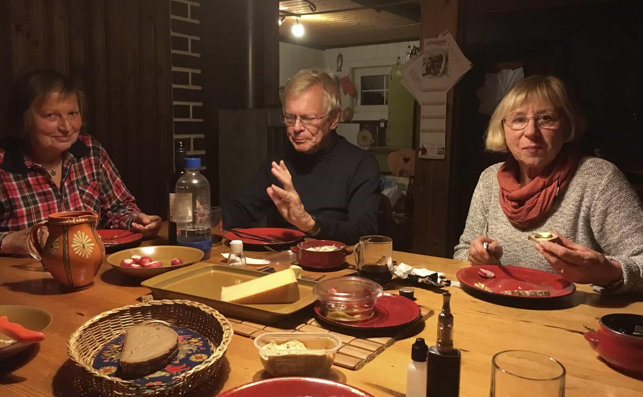Rosa und Werner Zschau, Irene Wührl-Petry