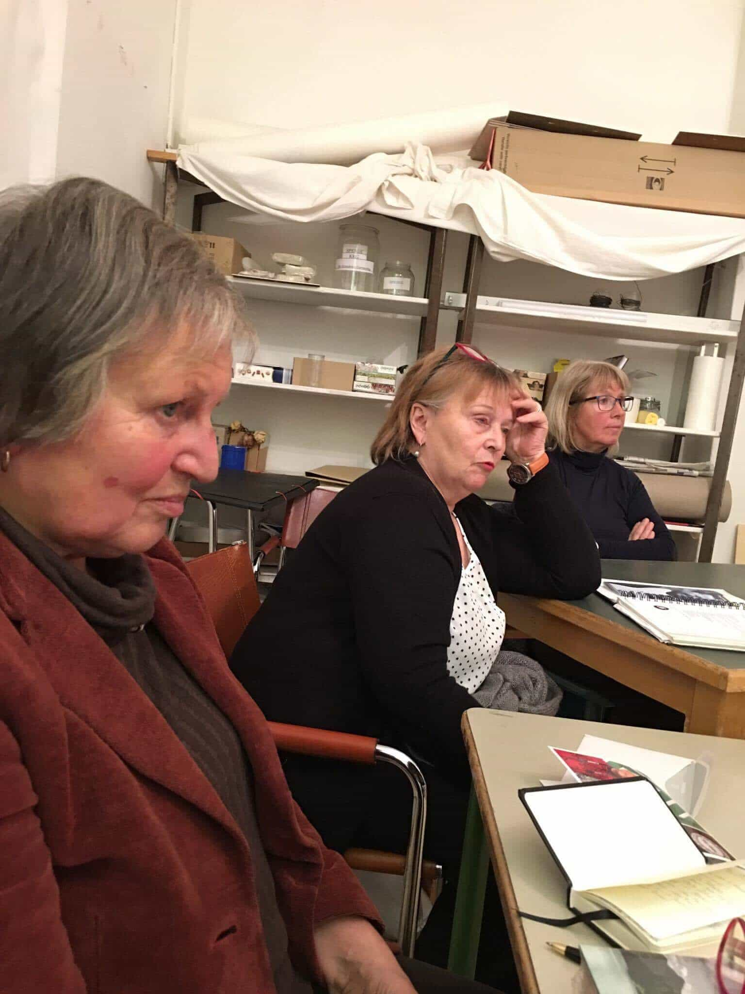 2. Treffen im November 2017
