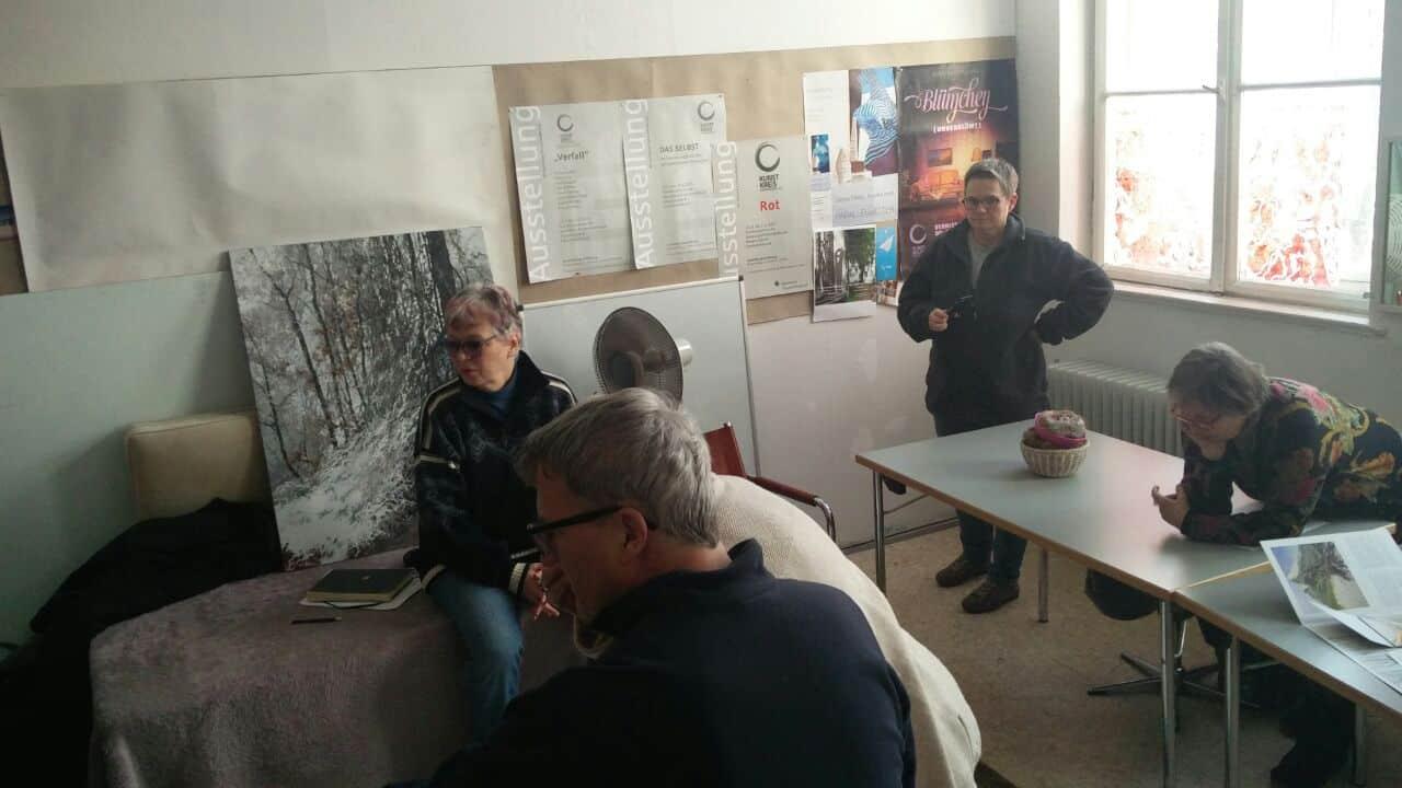 Kreativtreffen im Februar 2018
